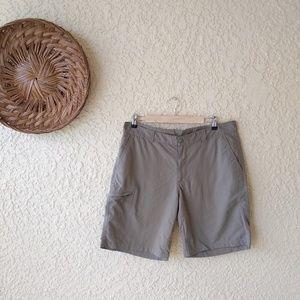 Columbia cargo shorts sz 36